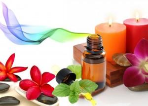 Aromaterapia para a saúde