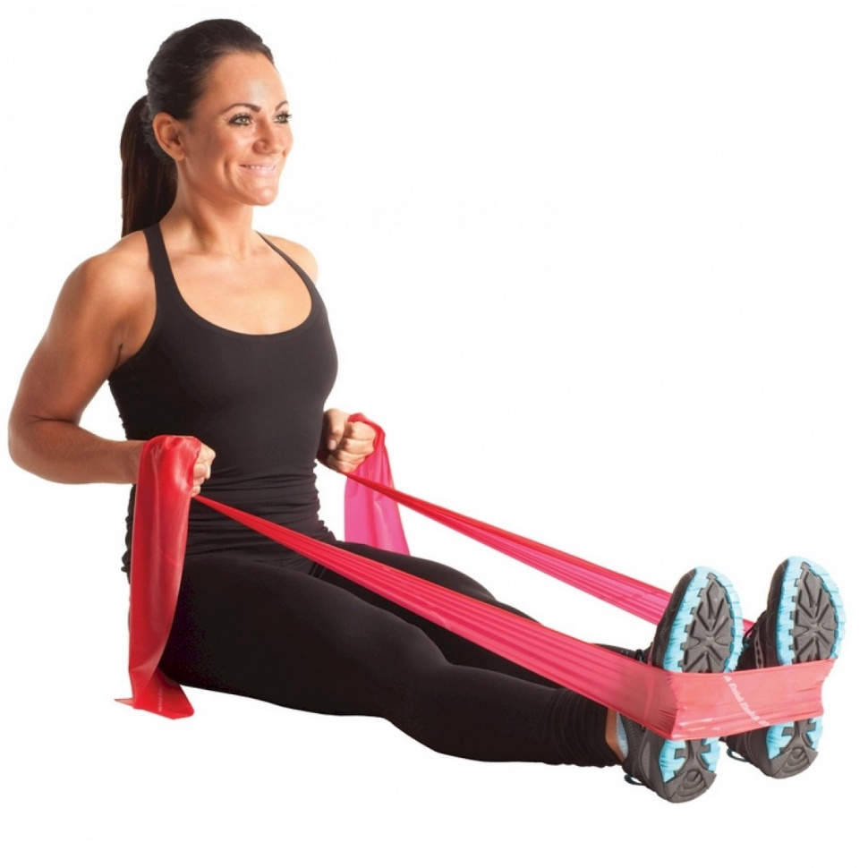 thera band para pilates