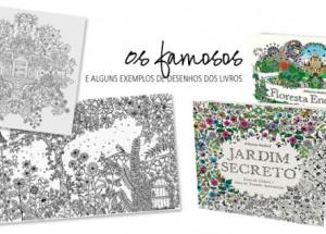 Livros para colorir anti stress: Você já tem o seu?