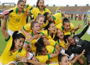 Seleção brasileira de futebol feminino e a representatividade.