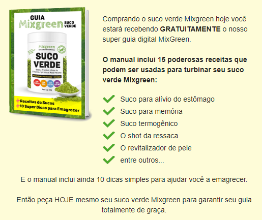mix green bonus