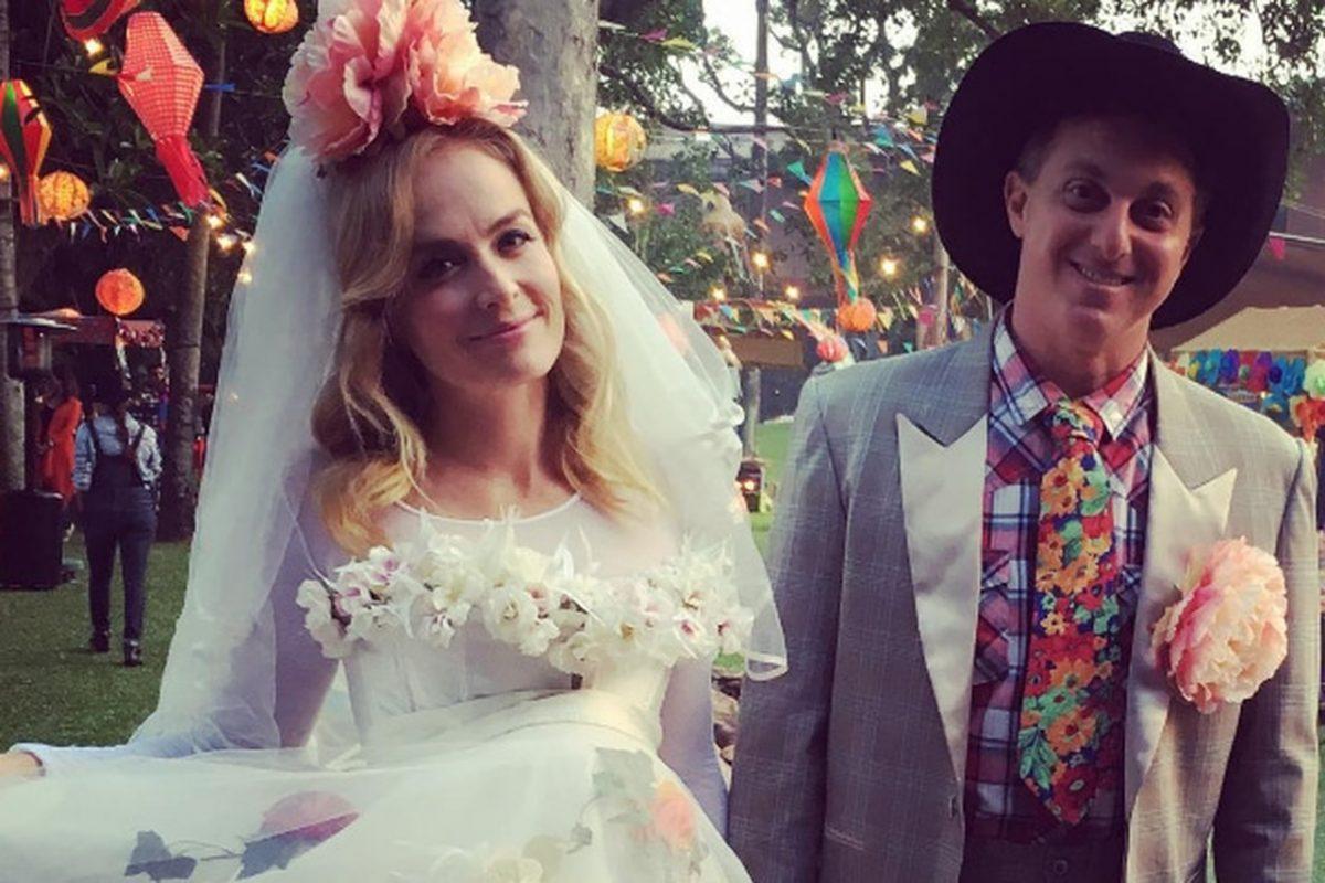 vestido quadrilha noiva