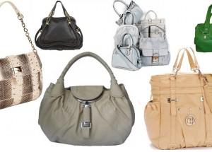Bolsas que combinam com seu look e estilo de vida.