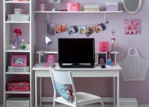 Decoração de home office: equilíbrio, foco e amor pelo filhos.