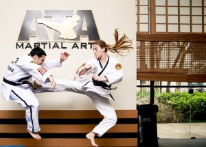 Artes marciais: as mulheres e o combate.