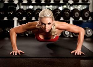 Musculação feminina: Defina seu corpo!