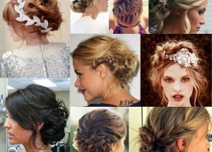 Penteados de festa: Saiba como escolher o seu.