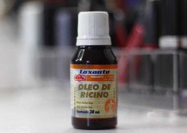 Óleo de rícino: Várias vantagens em um único óleo