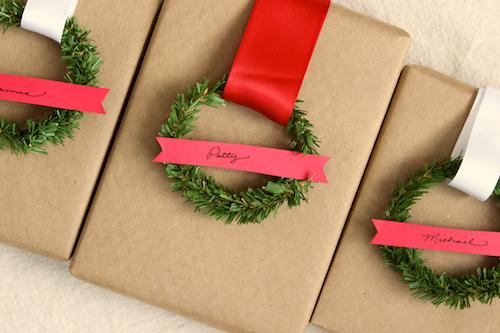Presentes criativos para o Natal