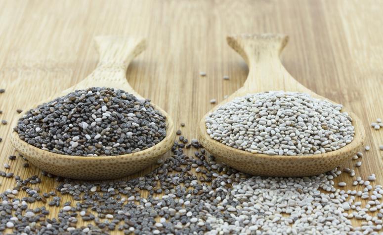 Farinha de chia: Muito mais fibras e nutrientes para você!