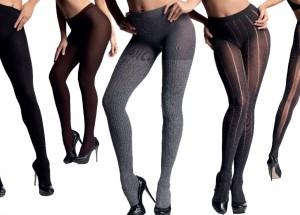 Meia calça preta: dica para o look de festa!