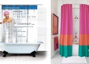 Cortinas para banheiro: uma solução prática e barata
