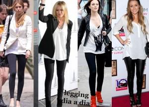 Looks com legging: como manter o estilo e a elegância