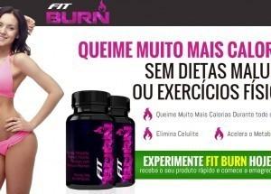 Fit Burn: perca peso com qualidade e praticidade