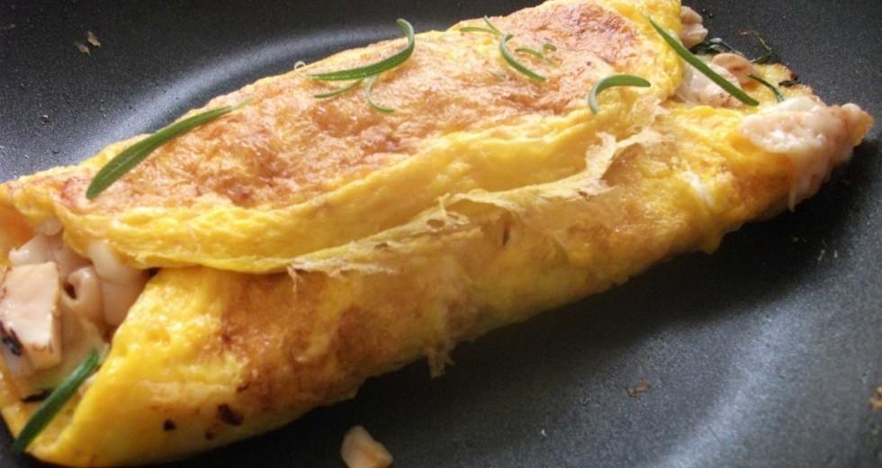 Receita de omelete: história e muito mais