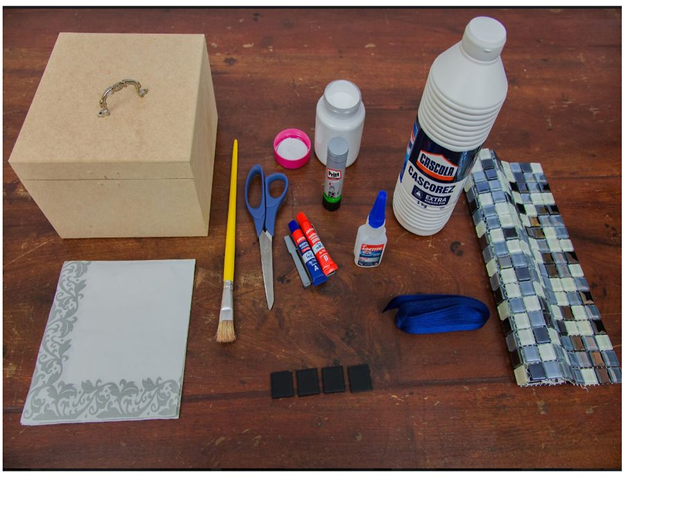 materiais para fazer moldes de letras