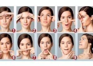 Exercícios faciais: ginástica diária ajuda a evitar rugas
