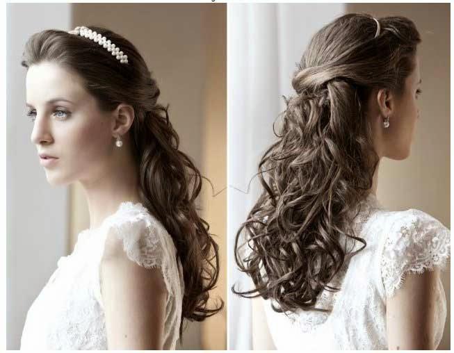 Penteados para noivas: dicas para cada tipo de cabelo