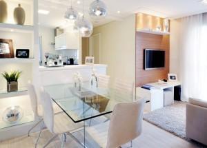 Decoração de apartamentos pequenos: estilo e personalidade