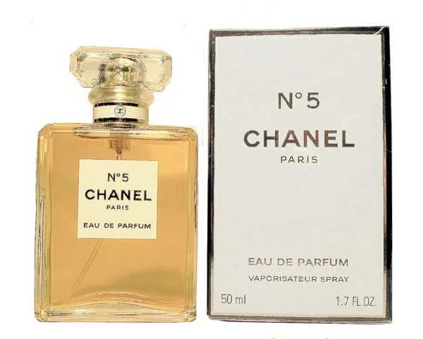 5 perfumes importados femininos mais vendidos
