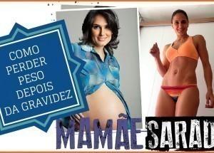 Mamãe Sarada: Emagrecimento para quem tem pouco tempo!