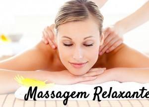 Massagem relaxante: diferenças e as vantagens