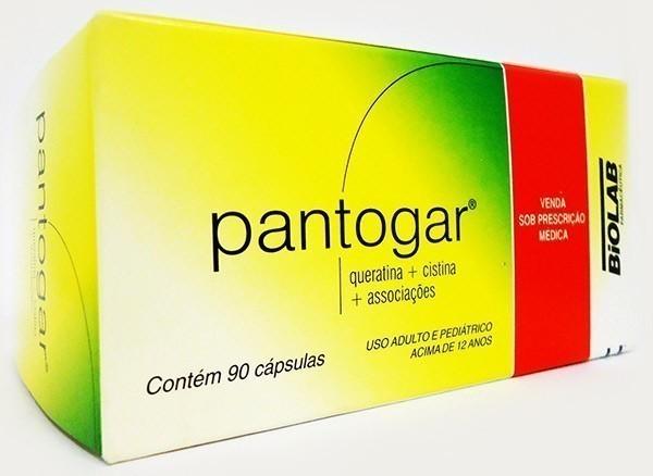 Pantogar: todas as vantagens do medicamento