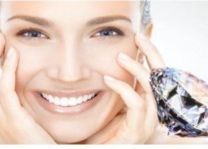 Peeling de diamante: sua pele mais bonita