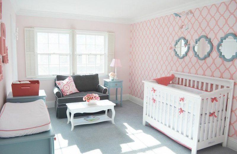 Papel de parede para quarto de bebê: dicas para escolher o seu