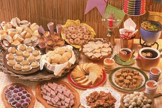 Comidas para festa junina dicas