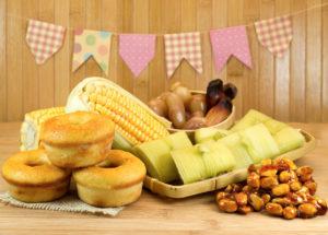 Comidas de festa Junina: Saiba como aproveitar sem sair da dieta!