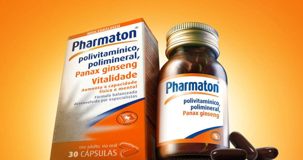 Pharmaton: Mais capacidade física e mental! Suplemento vitamínico!