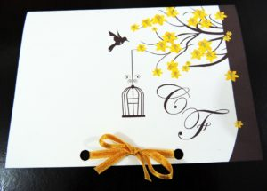 Convites de casamento: aprenda como escolher o correto