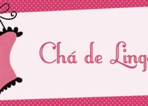 Chá de lingerie: como organizar o seu?