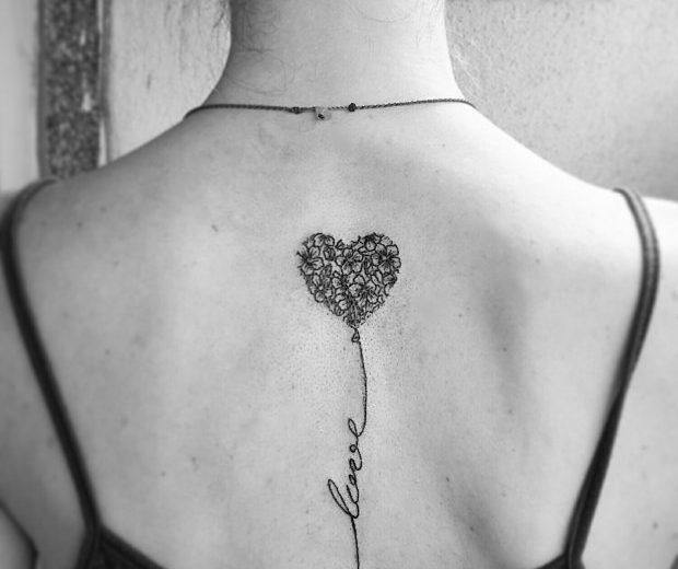 Tatuagem de coração: Veja aqui 40 fotos para se inspirar!