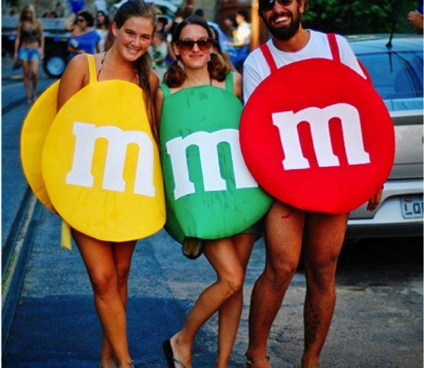 Fantasia de carnaval criativa: Feminina, masculina, para casal, para fazer em casa e fotos para inspiração!