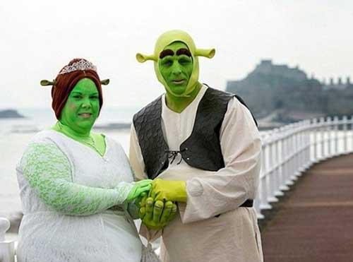 fantasia de carnaval para casal de gordinhos