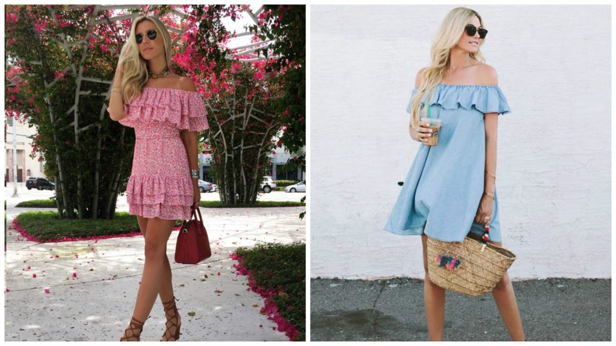 Vestidos femininos primavera verao 2018