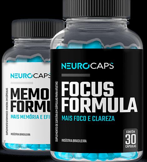 NeuroCaps: Descubra como ter mais concentração para seus estudos!