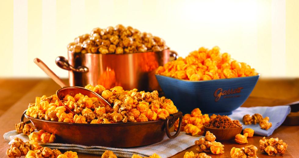 Pipoca Gourmet: As melhores receitas!