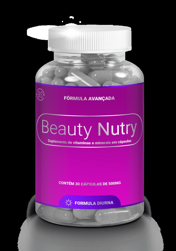 Beauty Nutry embalagem do produto