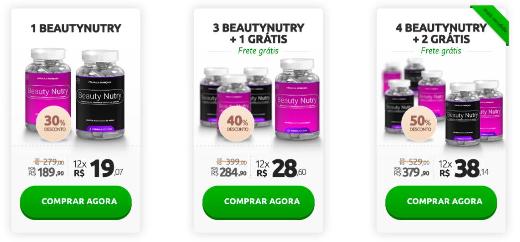 Beauty Nutry imagem preço
