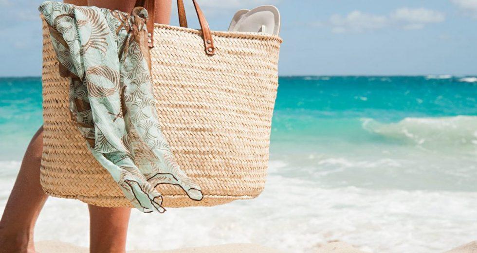 a1b5cc598f1ff Bolsa de praia  Os melhores modelos para arrasar na praia e na piscina!