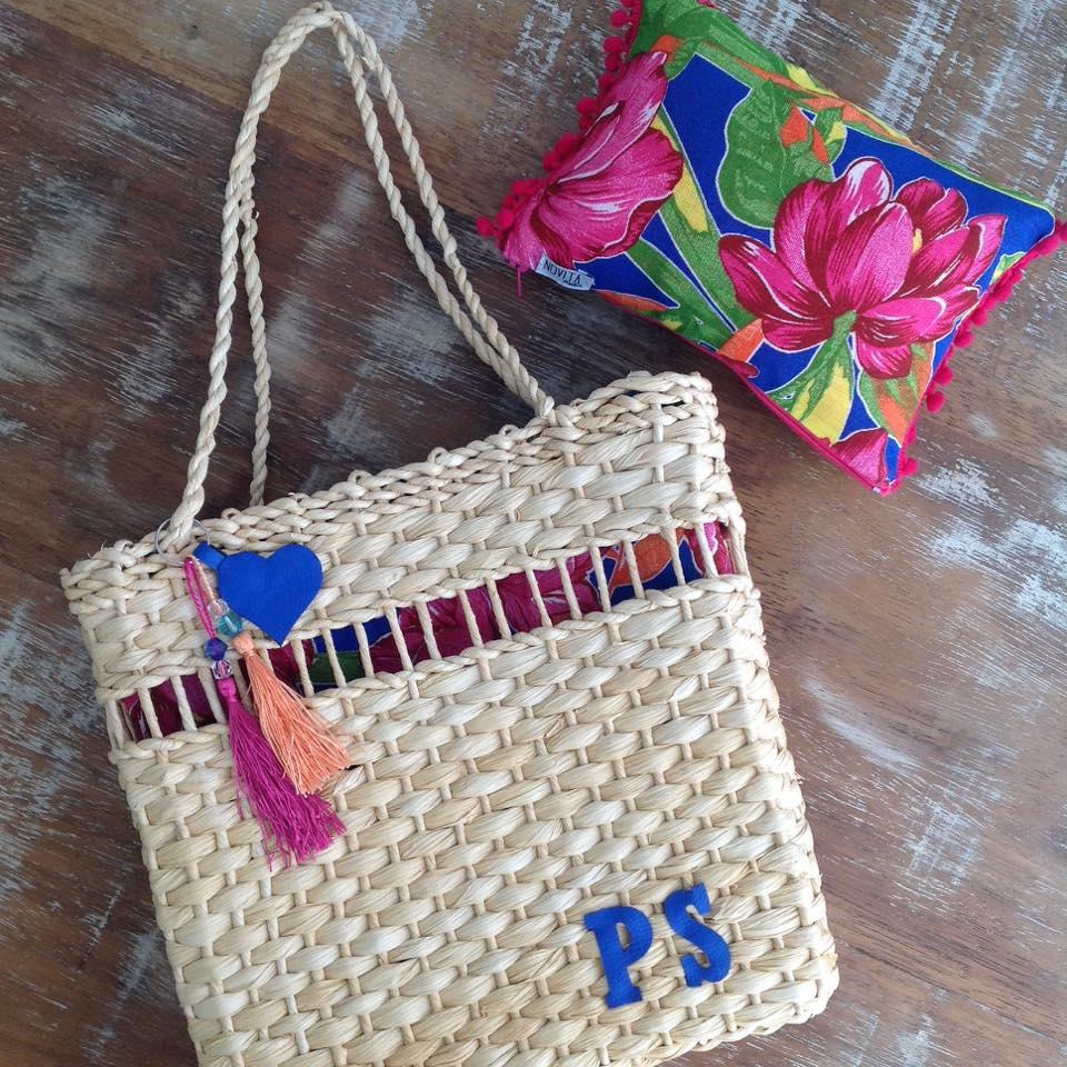 bolsa de praia personalizada