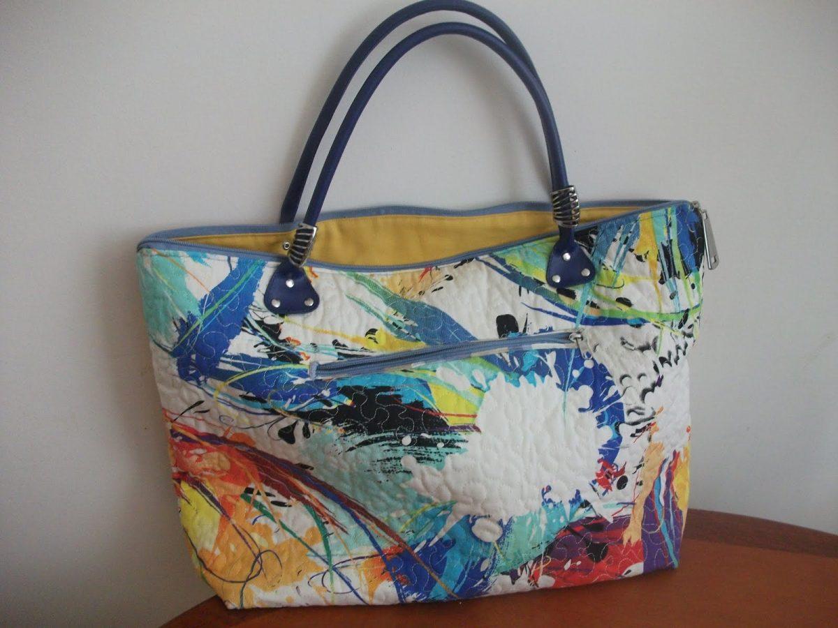 Bolsa Em Tecido Para Praia : Bolsa de praia os melhores modelos para arrasar na