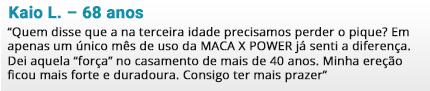 Maca X Power