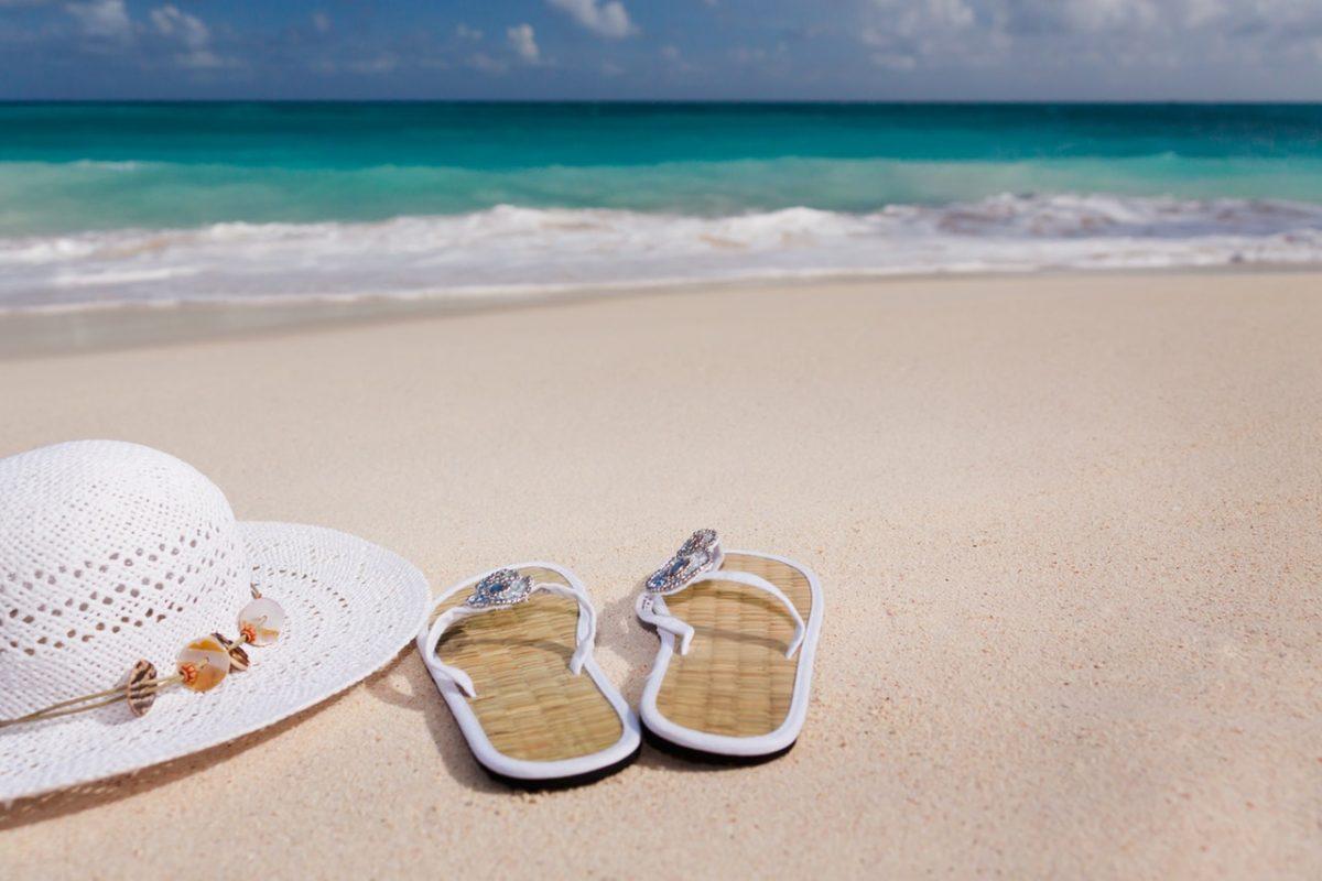 itens levar viagem para praia