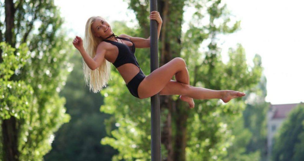 Pole Dance: Consciência corporal, equilíbrio, musicalidade, sensualidade e muito mais!