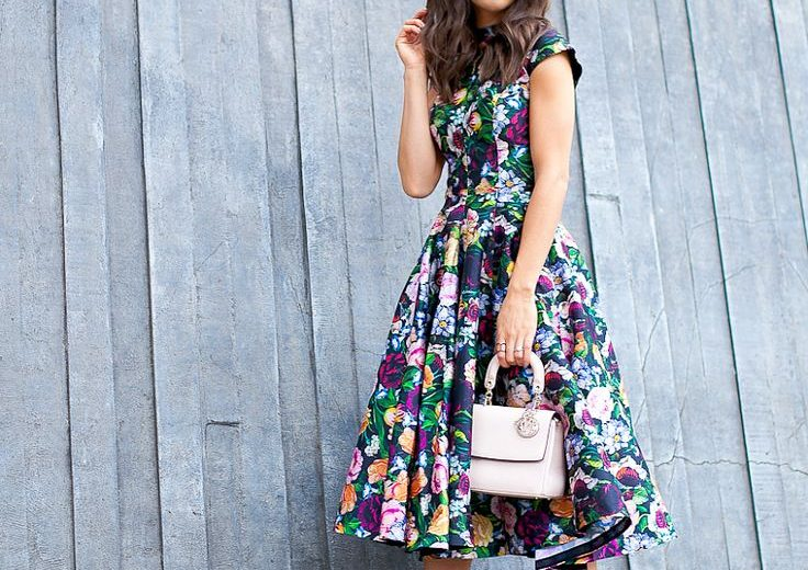 Vestido Midi: As melhores dicas para arrasar no look!