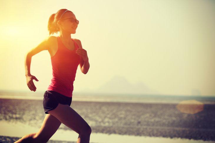 exercícios para queimar calorias corrida